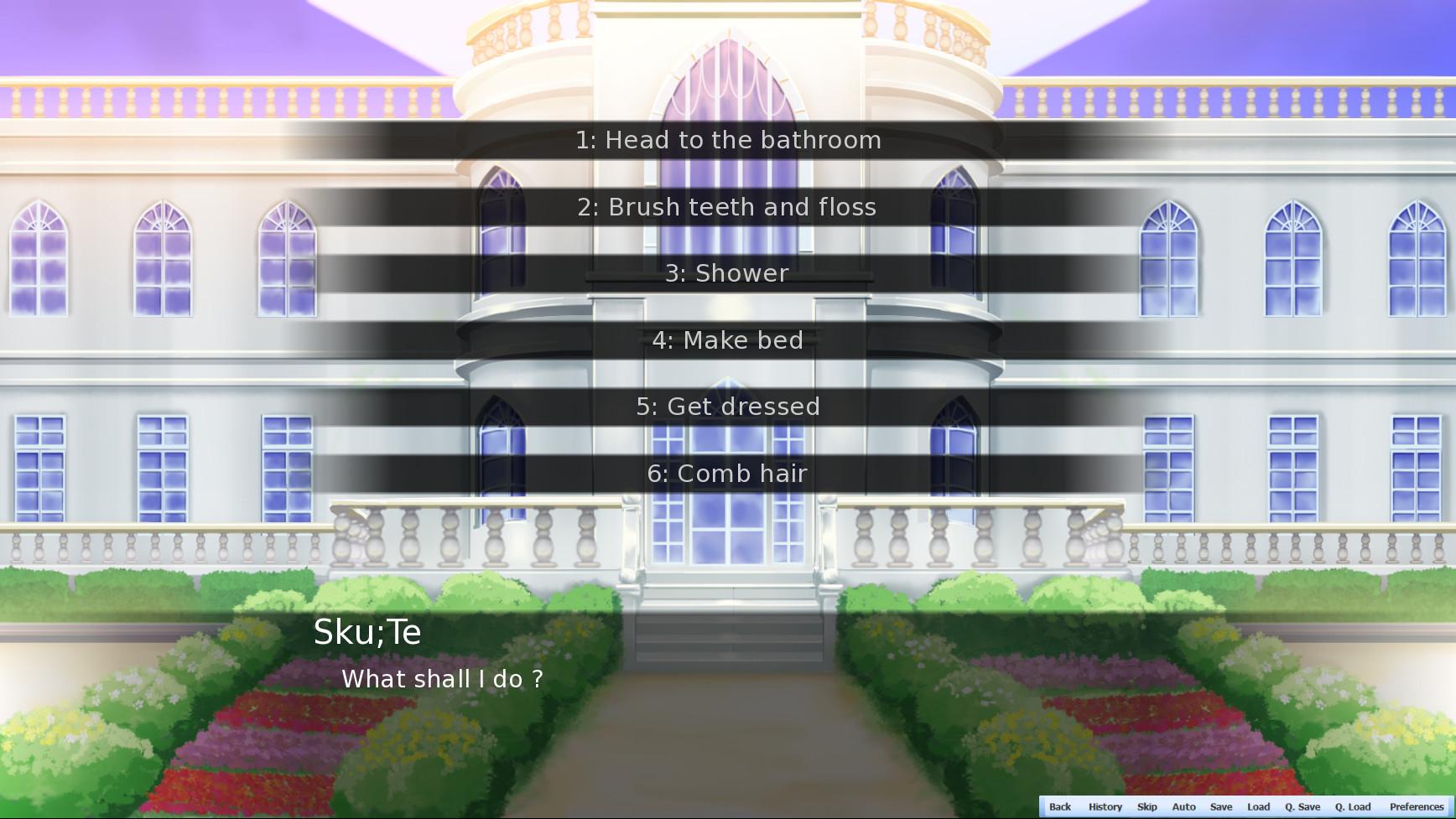 Axiom Alternative II screenshot