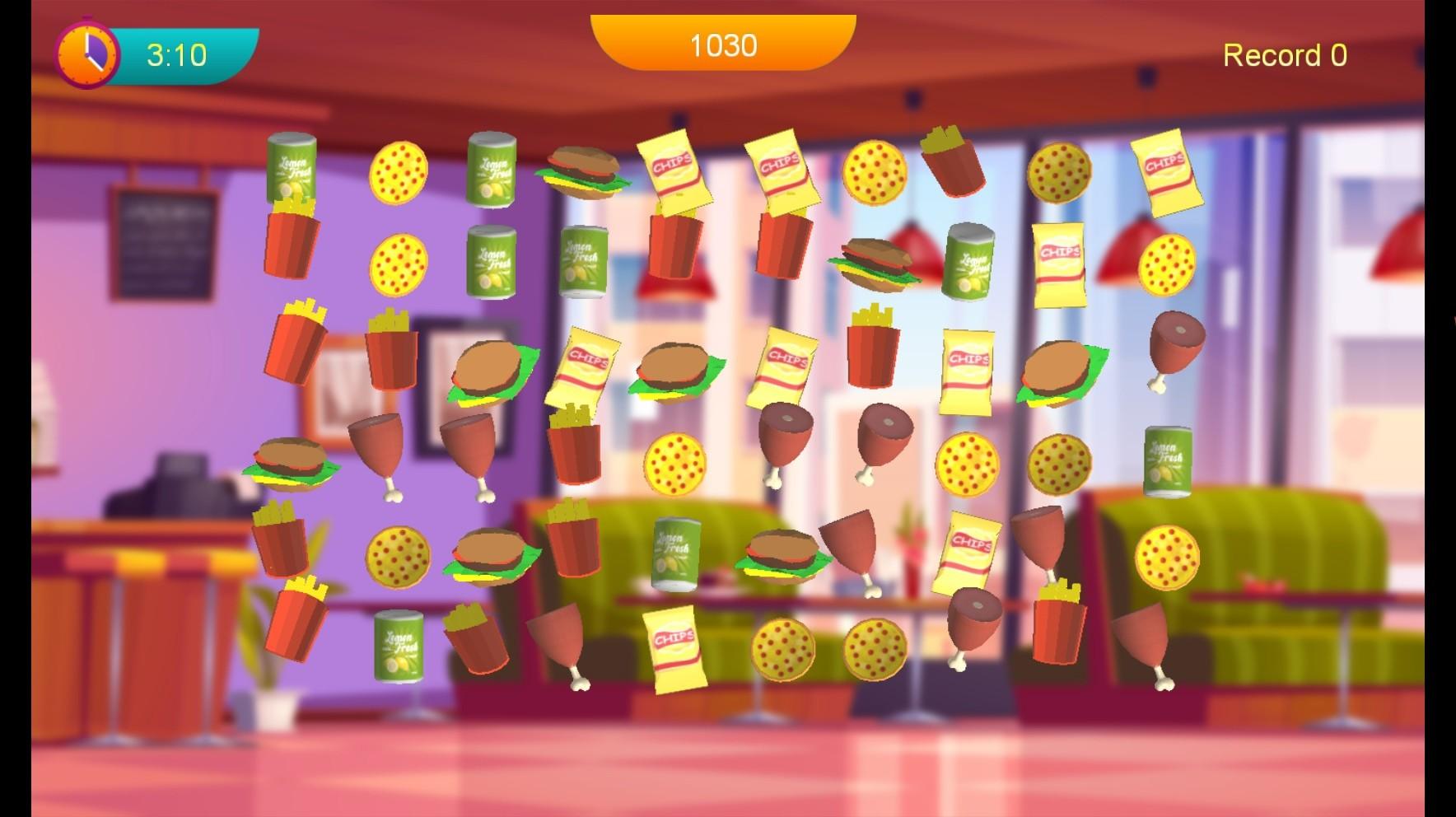 Fast Food Mania 3D screenshot