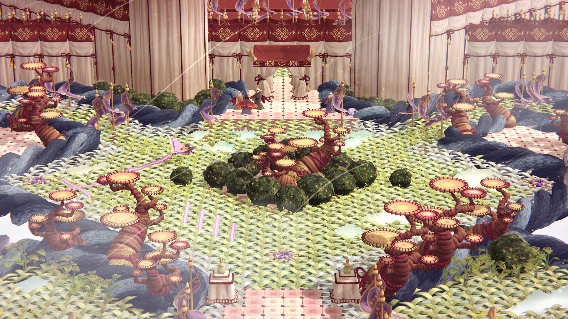 Weaving Tides Soundtrack screenshot