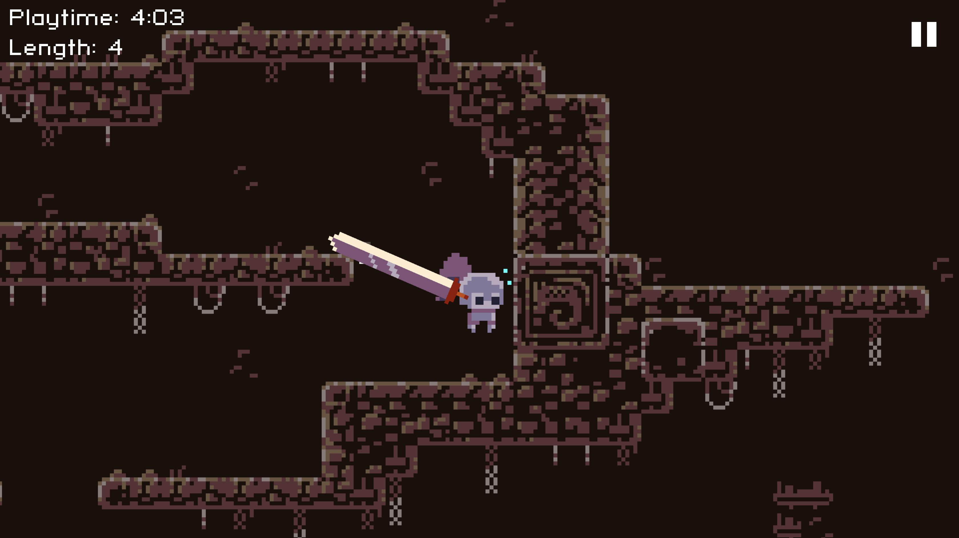 Deepest Sword screenshot