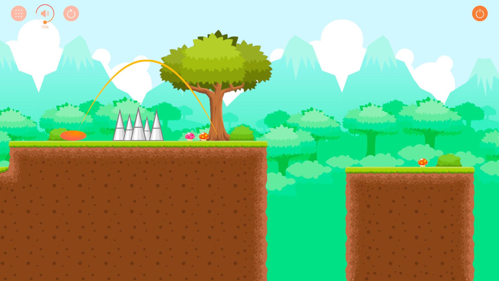 Balloon Jump screenshot