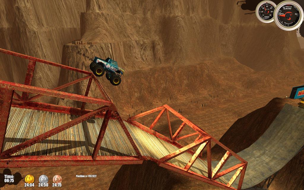 Monster Trucks Nitro  screenshot