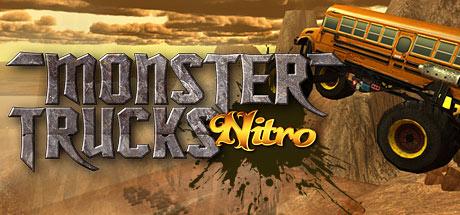 Monster Trucks Nitro