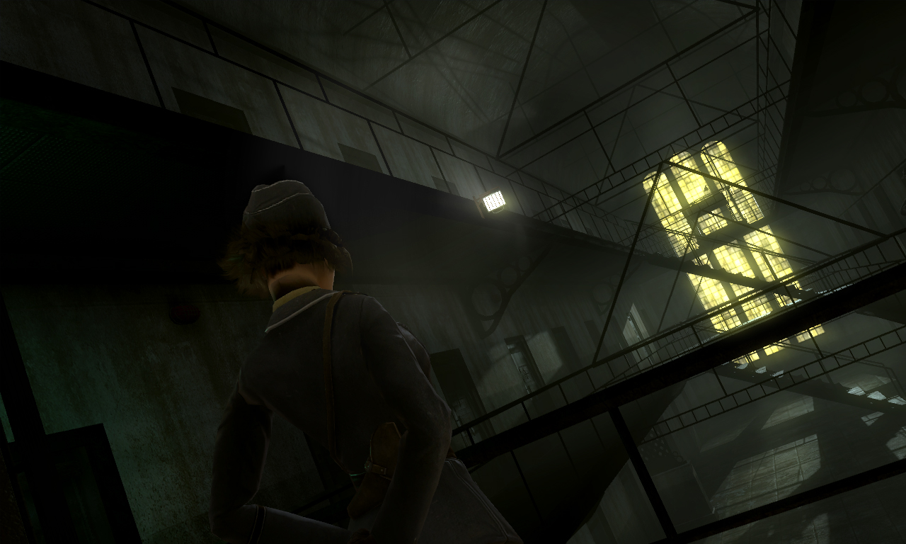 Velvet Assassin screenshot