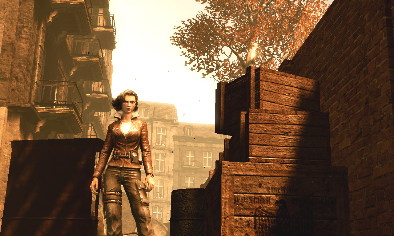 Velvet Assassin screenshot