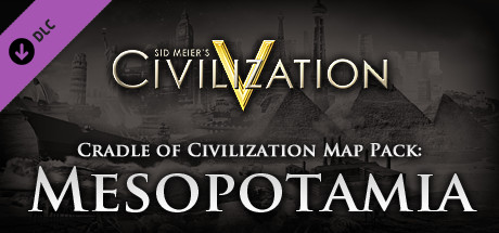 Civilization V - Cradle of Civilization Map Pack: Mesopotamia
