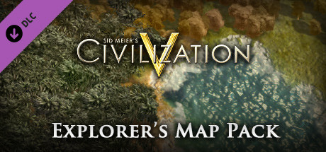 Civilization V - Explorer's Map Pack