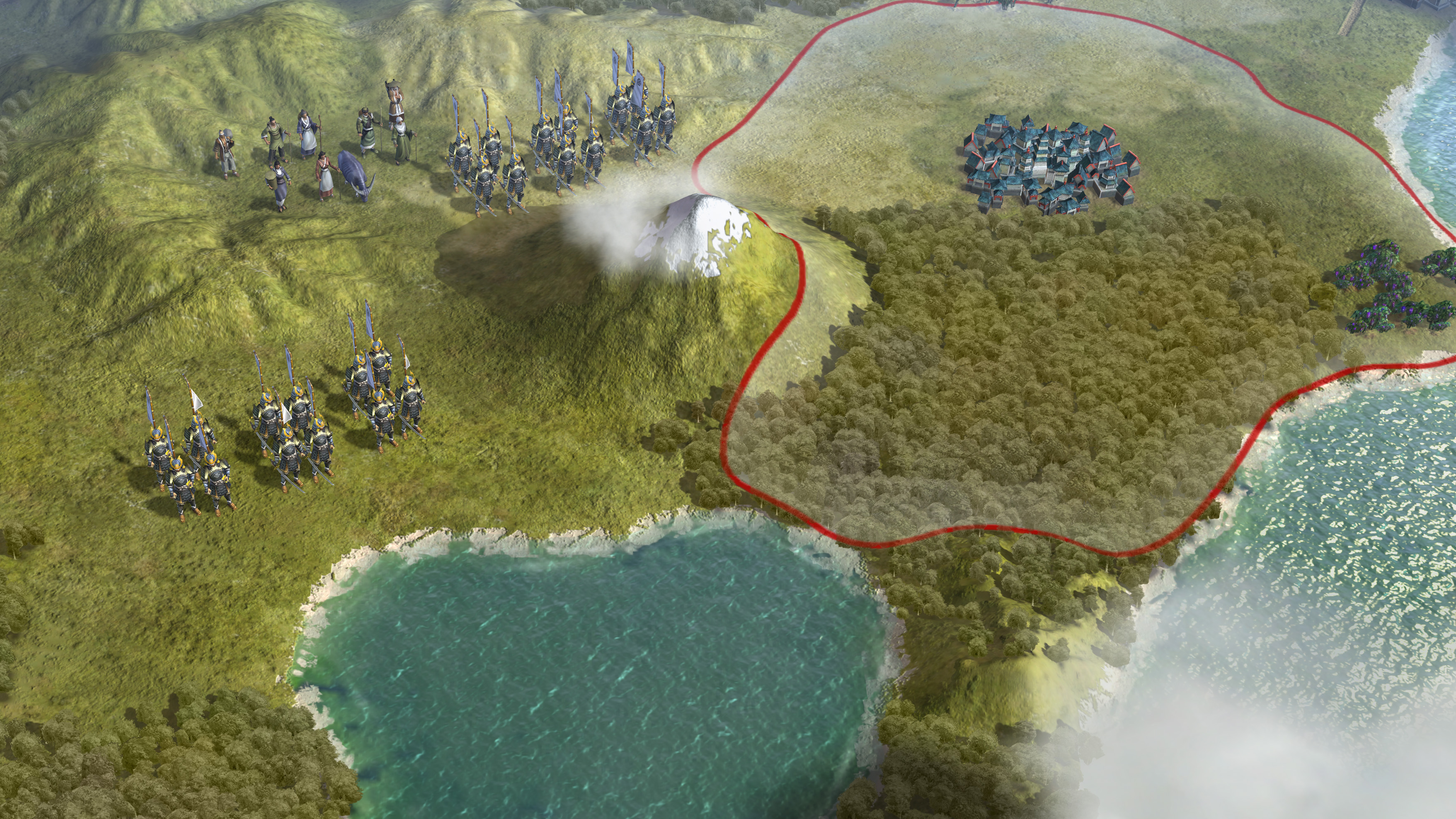 Civilization V - Explorer's Map Pack screenshot