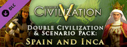 Double Civilization and Scenario Pack: Spain and Inca