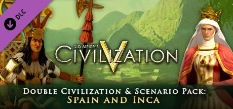 Civilization V - Civ and Scenario Double Pack: Spain and Inca