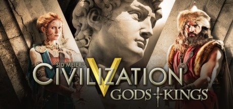 Sid Meier's Civilization V - Gods and Kings Steam DLC