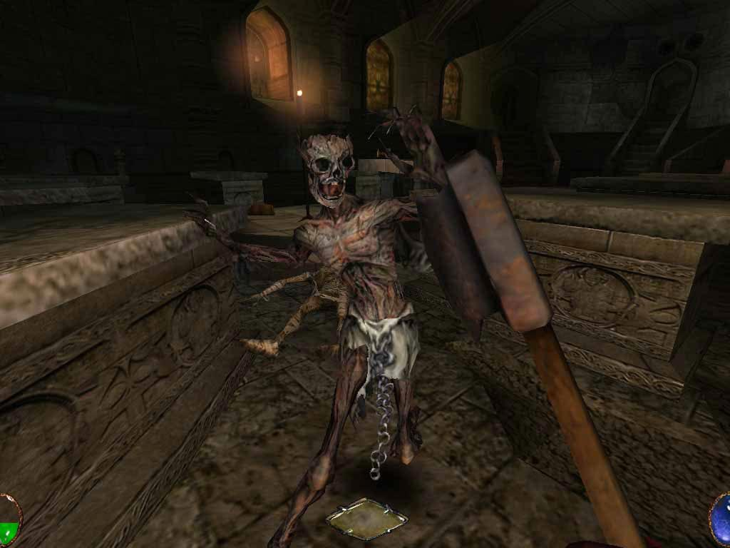 Arx Fatalis screenshot