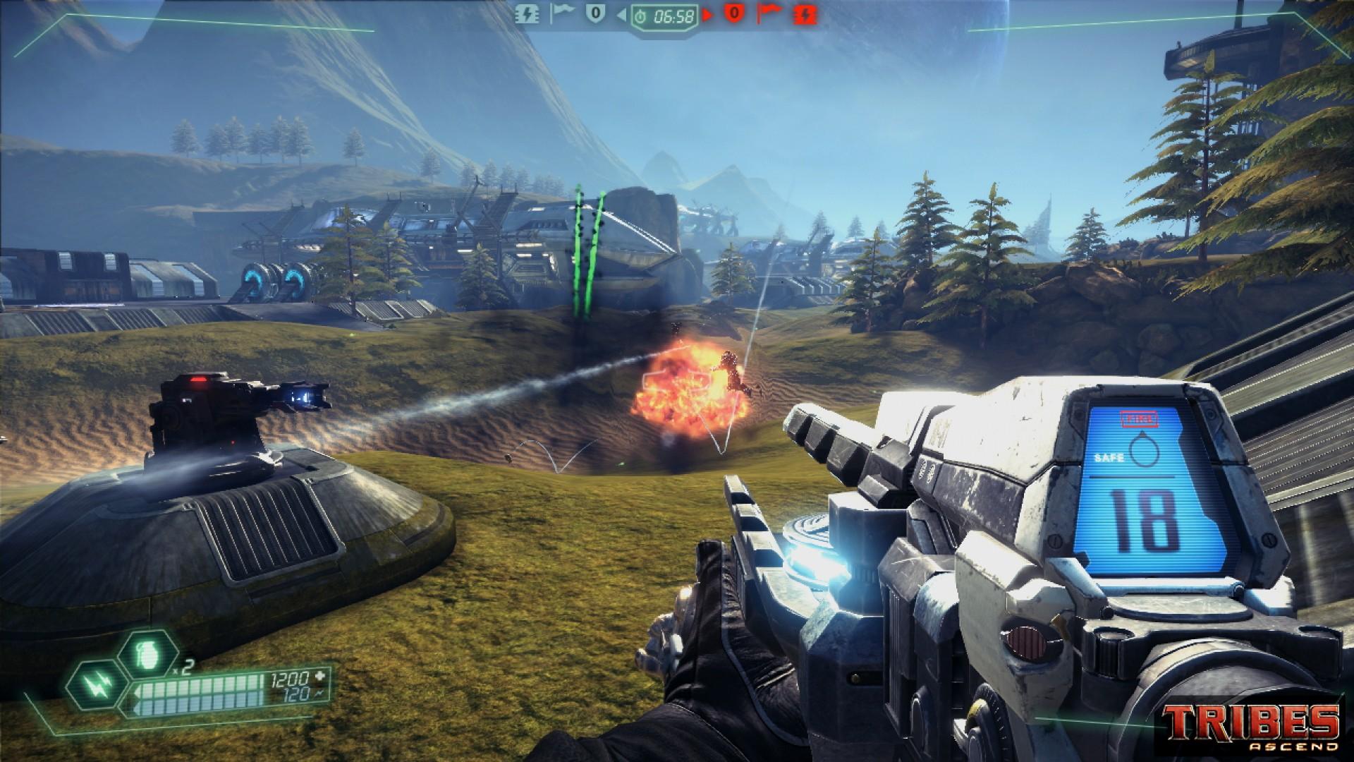 Tribes: Ascend screenshot