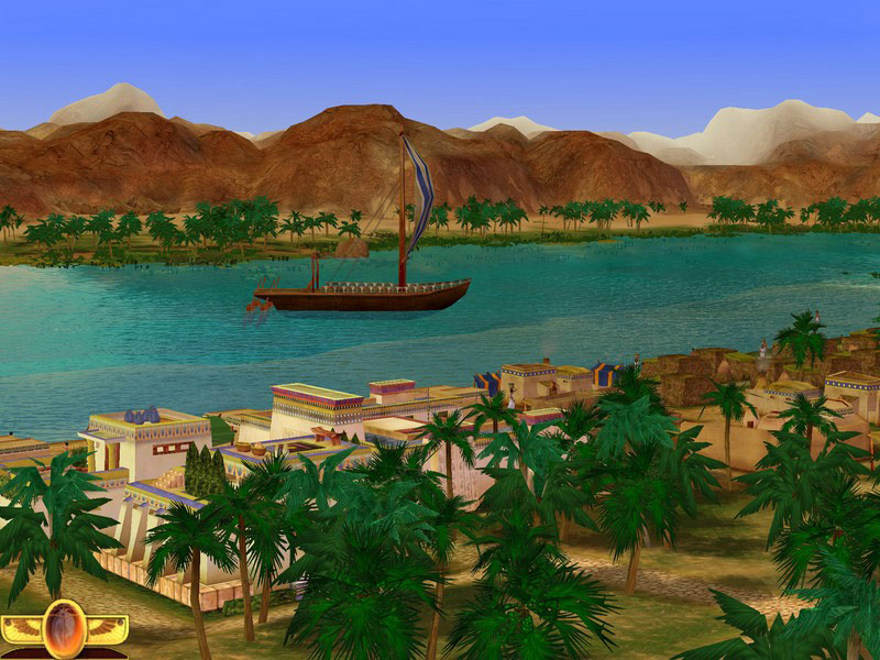 Children of the Nile: Enhanced Edition screenshot