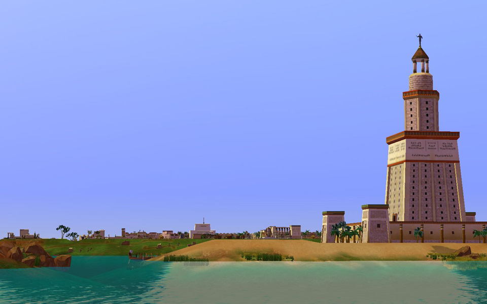 Children of the Nile: Alexandria screenshot