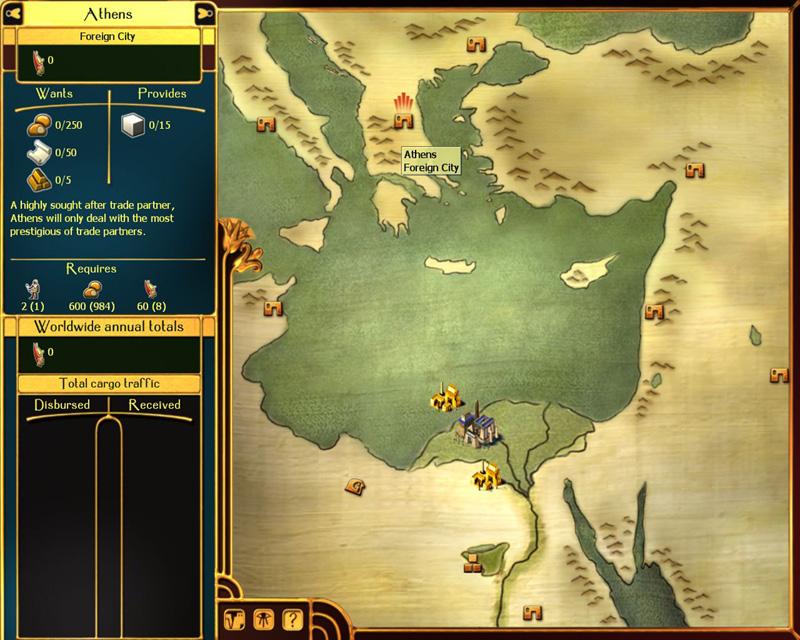 Children of the Nile: Alexandria screenshot