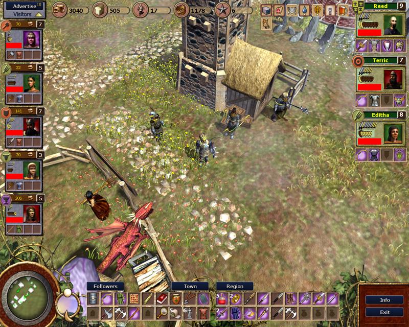 Hinterland screenshot