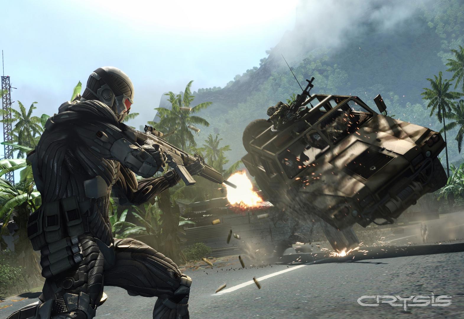 Crysis screenshot 1