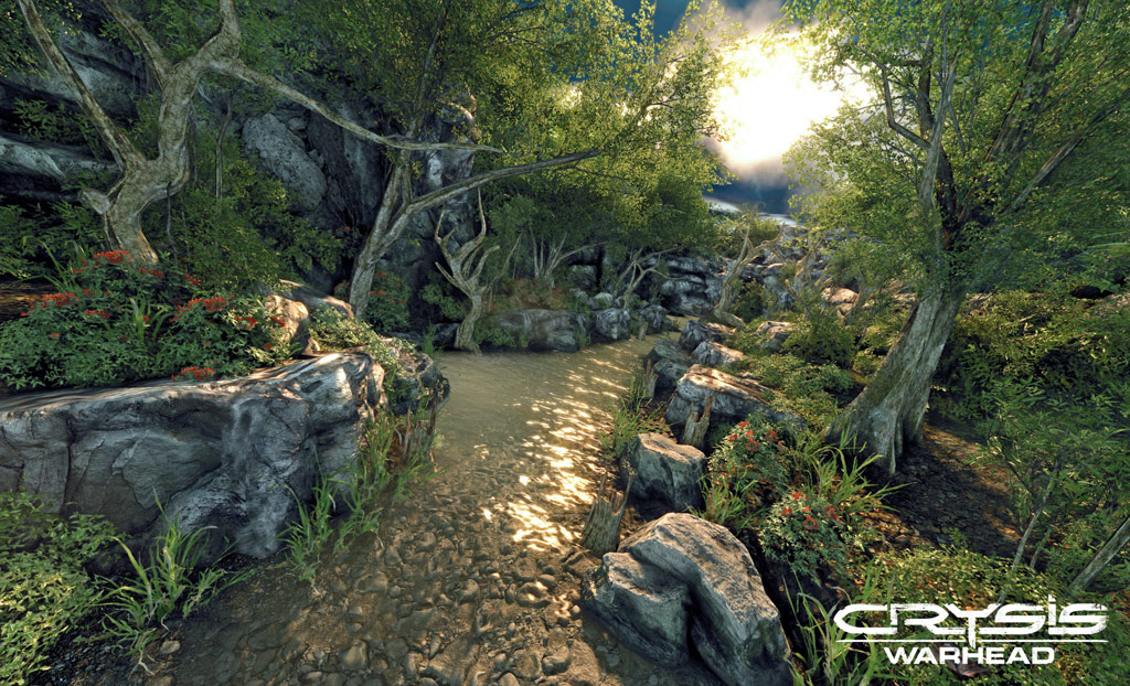 Crysis Warhead screenshot