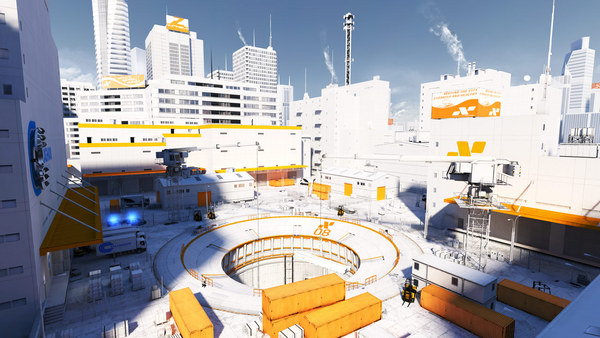 Скриншот игры [Аккаунт] Mirror's Edge