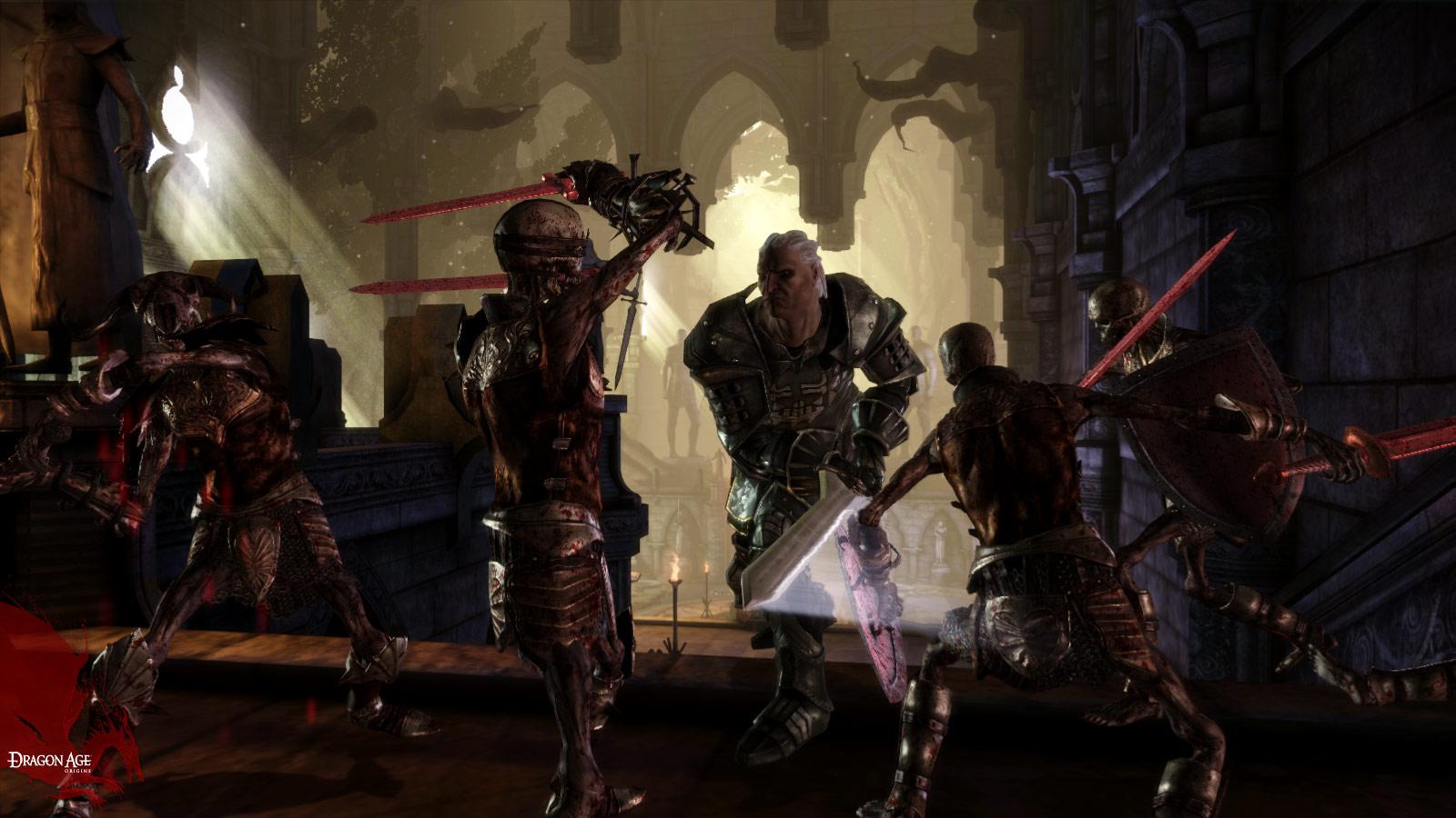 Dragon Age: Origins screenshot