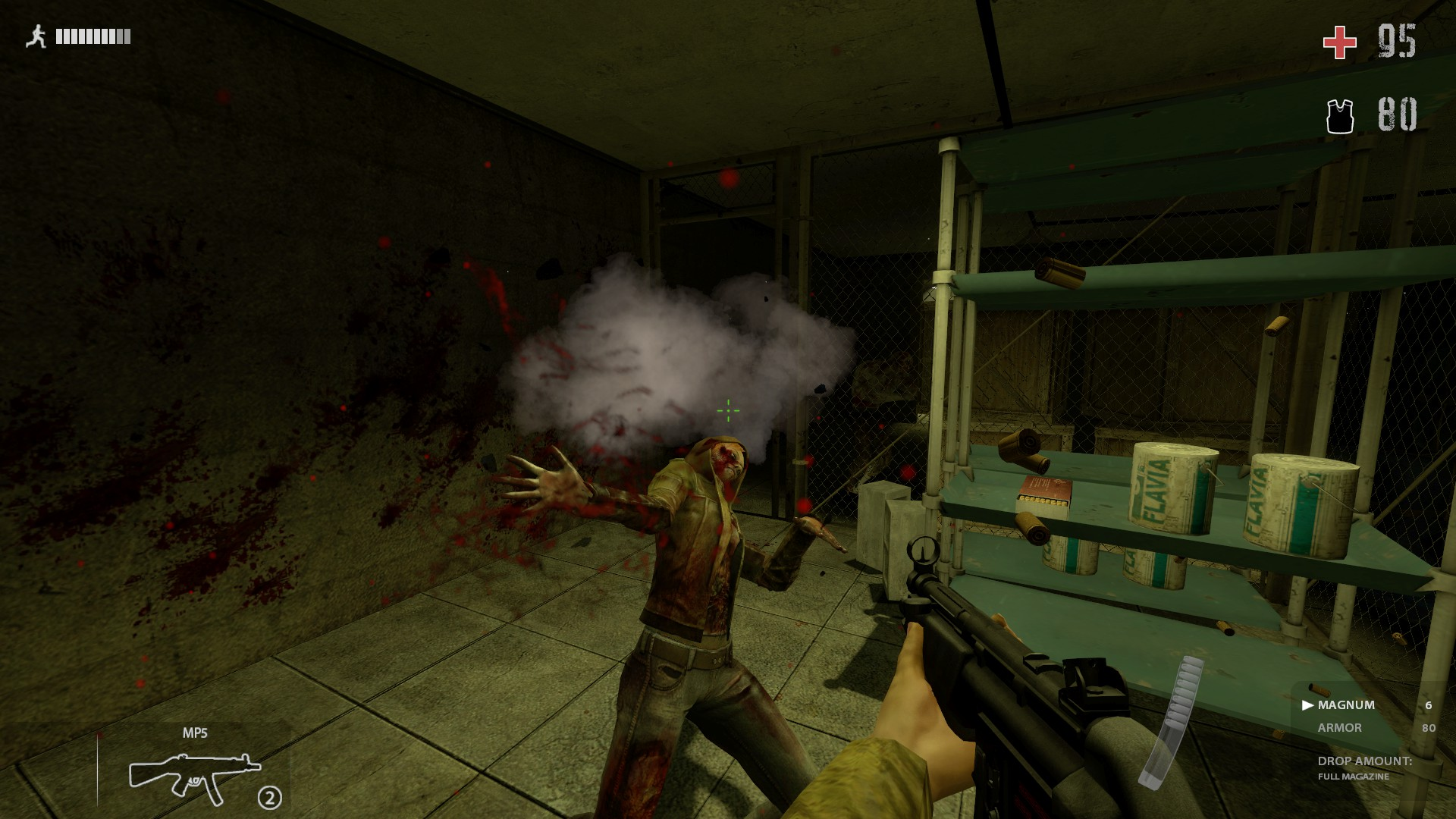 Zombie Panic! Source screenshot