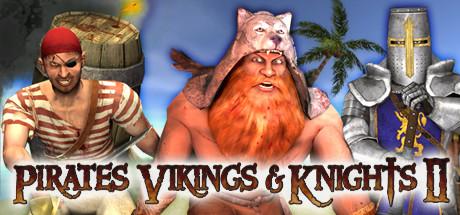 Pirates, Vikings, and Knights II