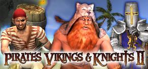 Pirates, Vikings, and Knights I