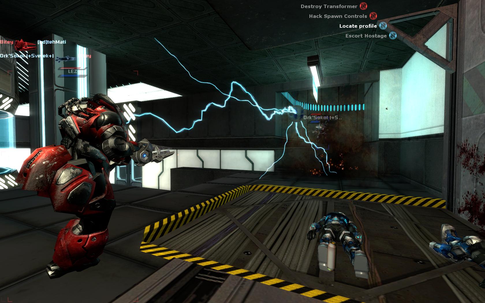 Dystopia screenshot
