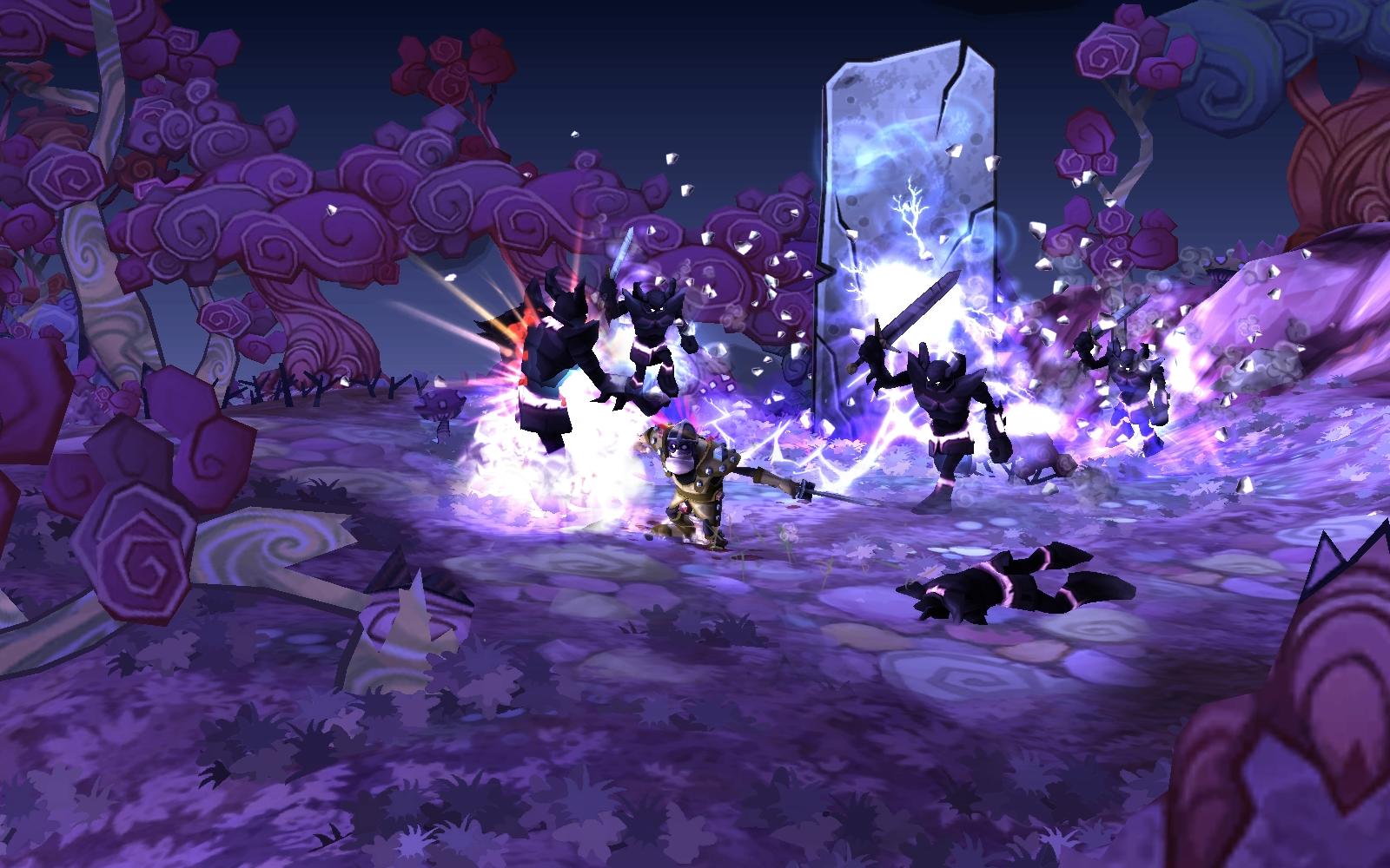 DeathSpank screenshot