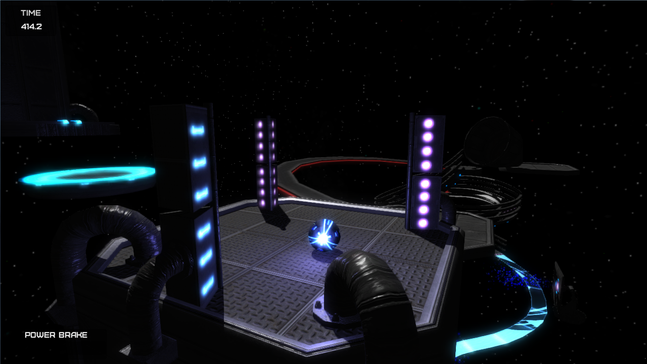 Spectraball screenshot