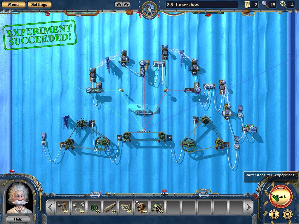 Crazy Machines 2 screenshot