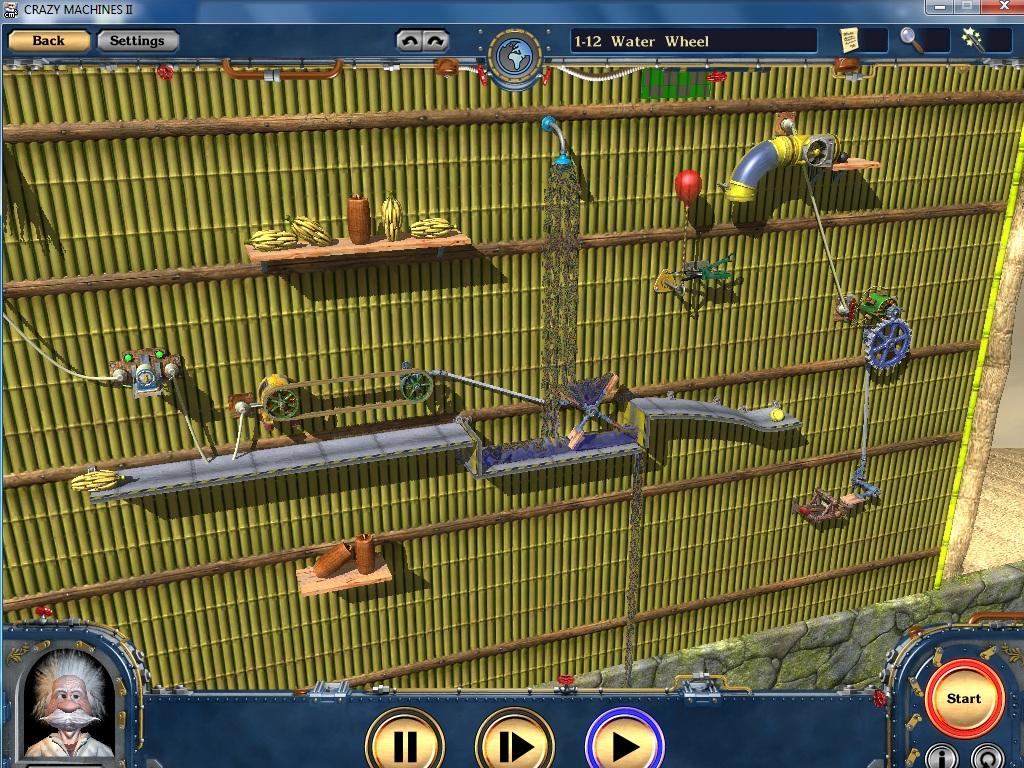 Crazy Machines 2: Liquid Force Add-on screenshot