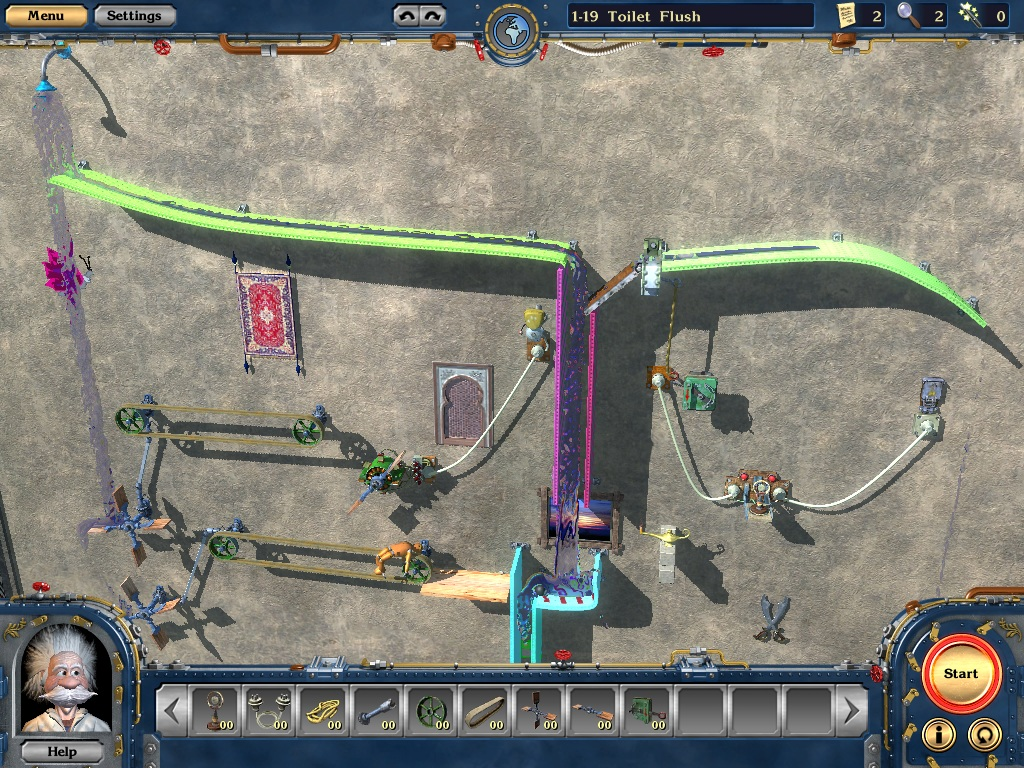 Crazy Machines 2: Liquid Force Add-on screenshot