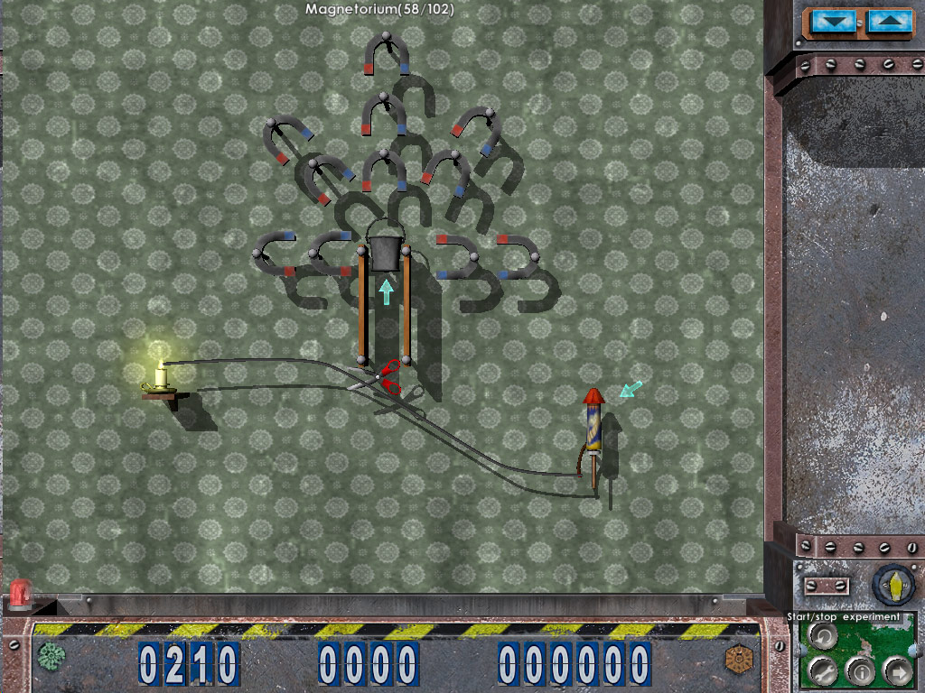 Crazy Machines screenshot