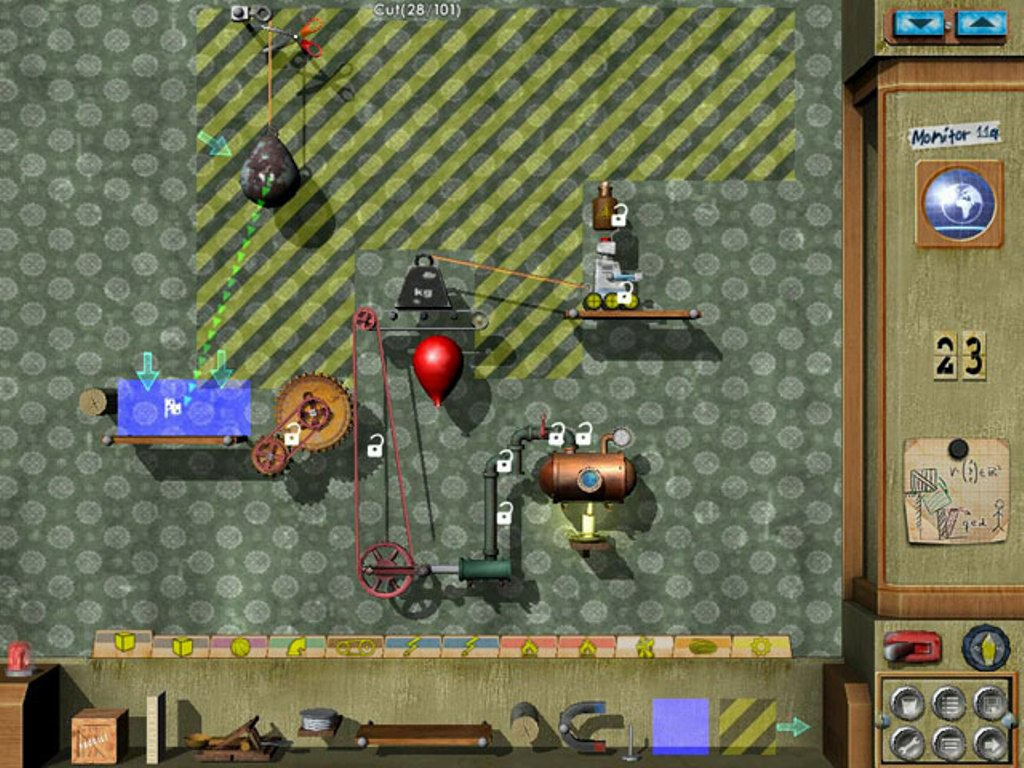 Crazy Machines 1.5 screenshot
