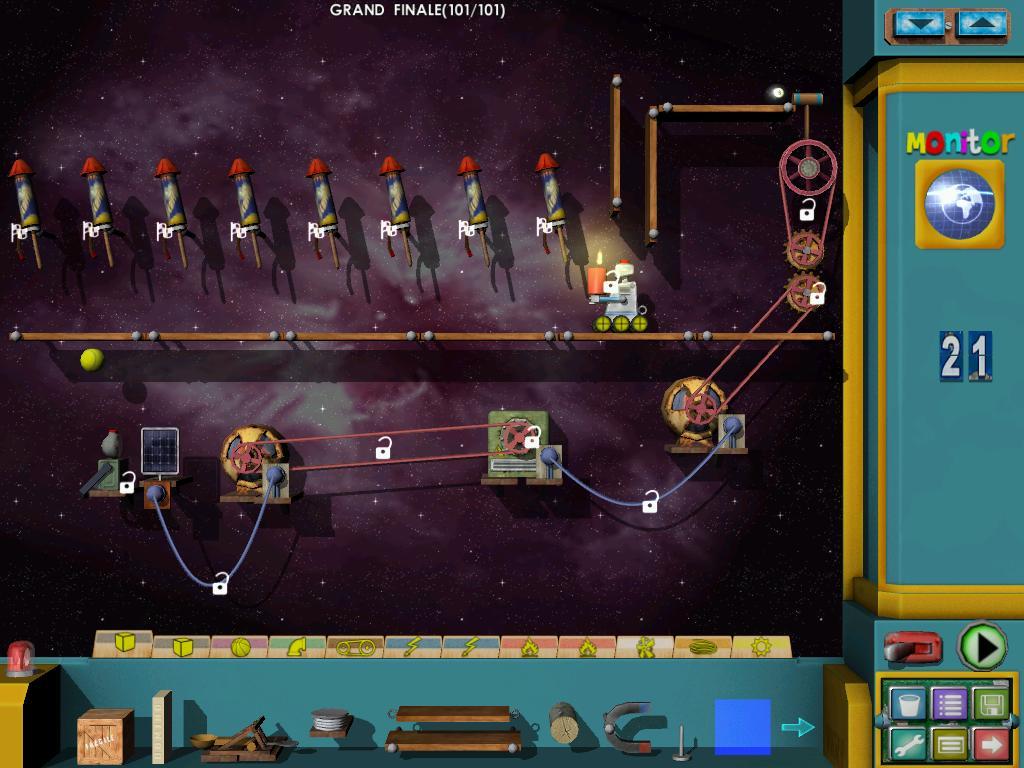 Crazy Machines 1.5 screenshot