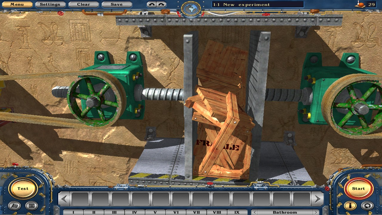 Crazy Machines 2: Back to the Shop Add-On screenshot