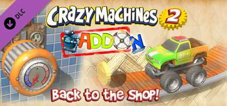 Crazy Machines 2: Back to the Shop Add-On