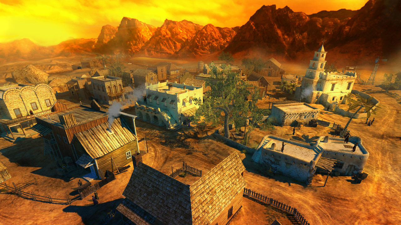 Helldorado screenshot
