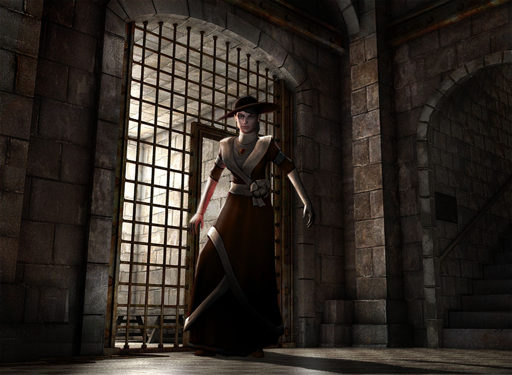Mata Hari screenshot