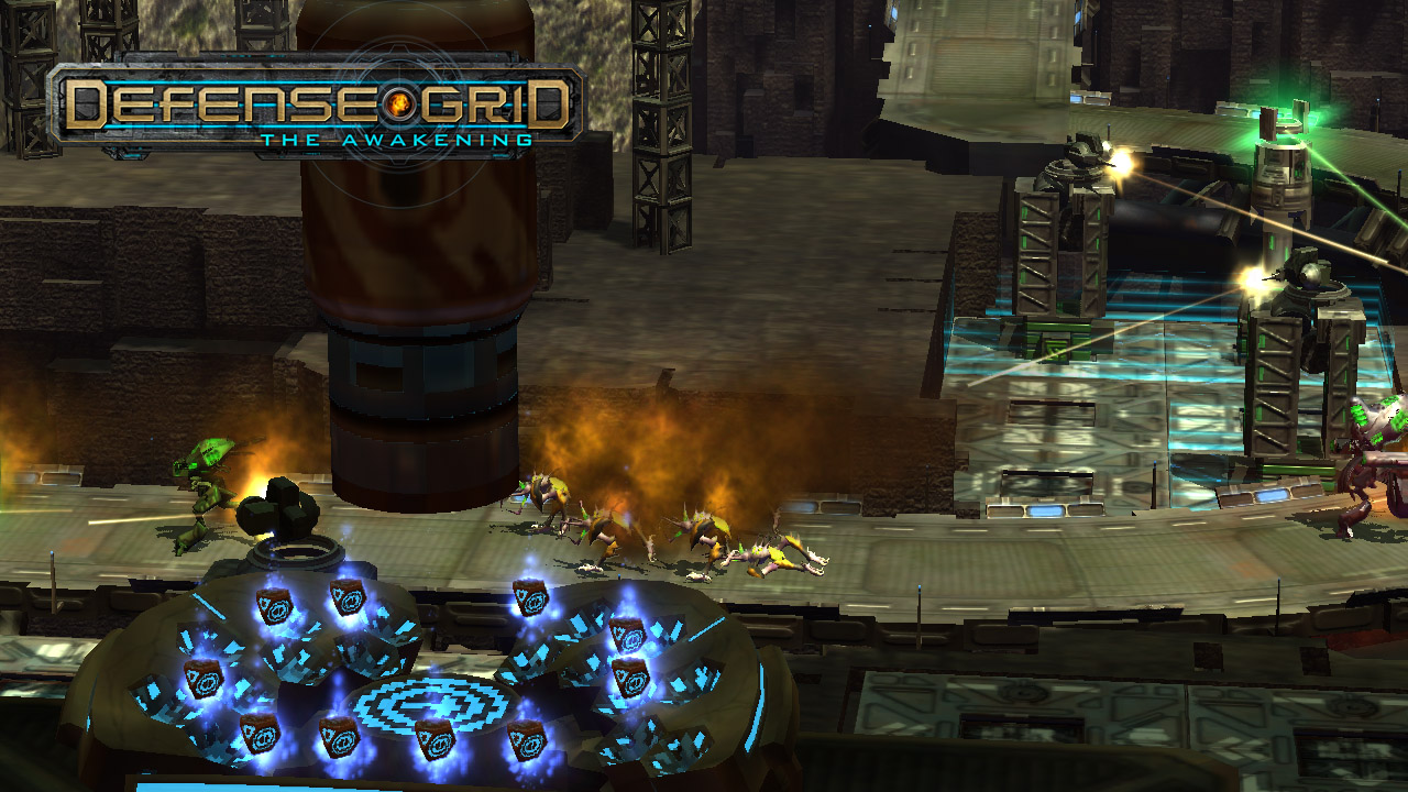 Defense Grid: The Awakening screenshot
