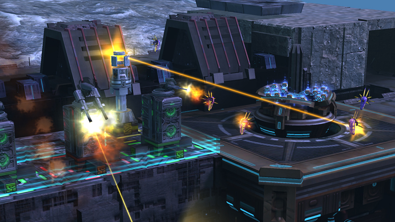 Defense Grid: Resurgence Map Pack 1 screenshot