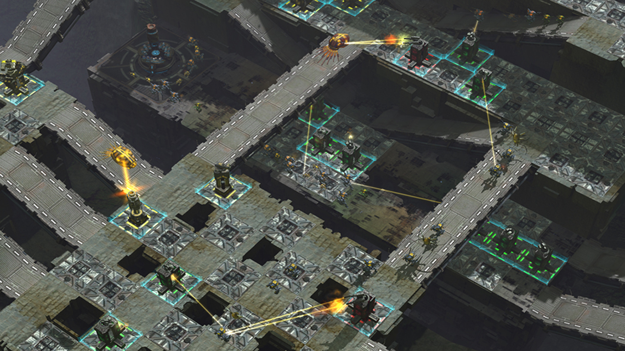Defense Grid: Resurgence Map Pack 2 screenshot