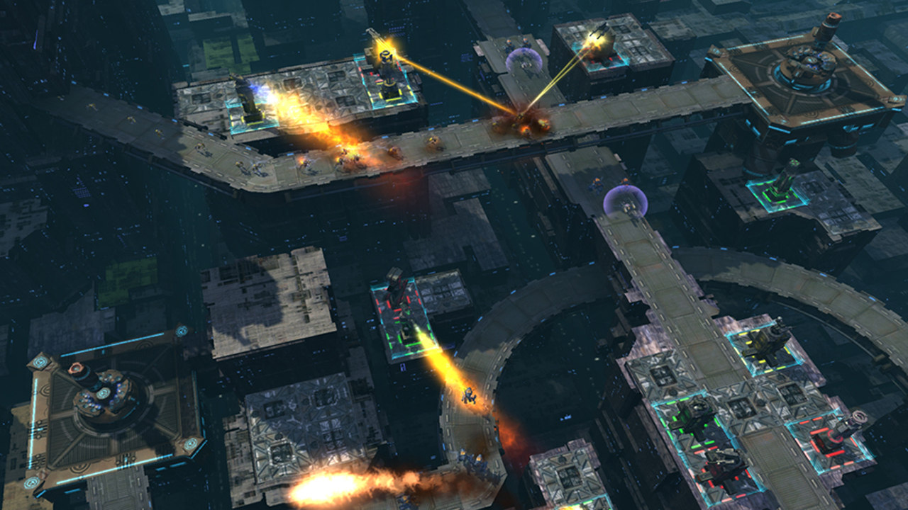 Defense Grid: Resurgence Map Pack 3 screenshot