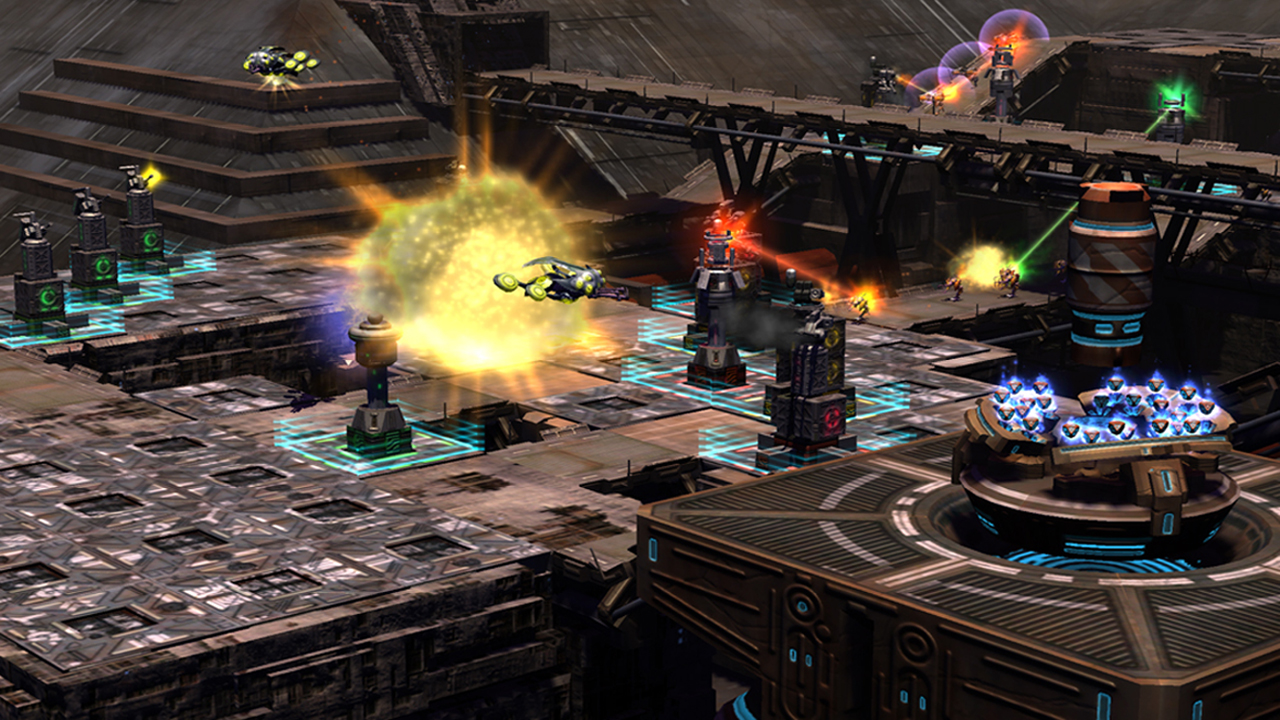 Defense Grid: Resurgence Map Pack 4 screenshot