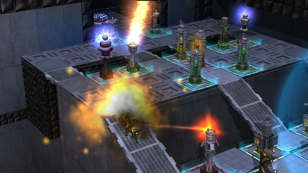 Defense Grid: The Awakening - You Monster DLC screenshot