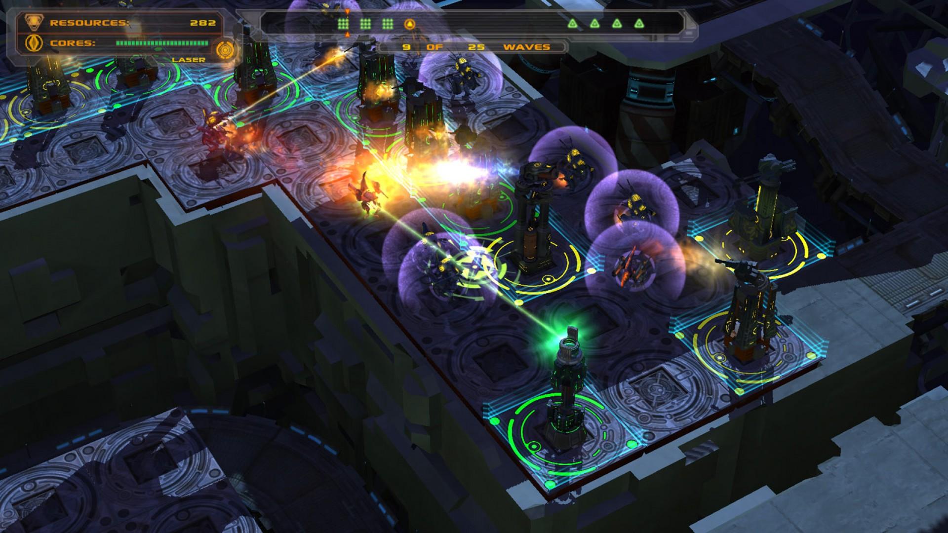 Defense Grid: Containment DLC screenshot