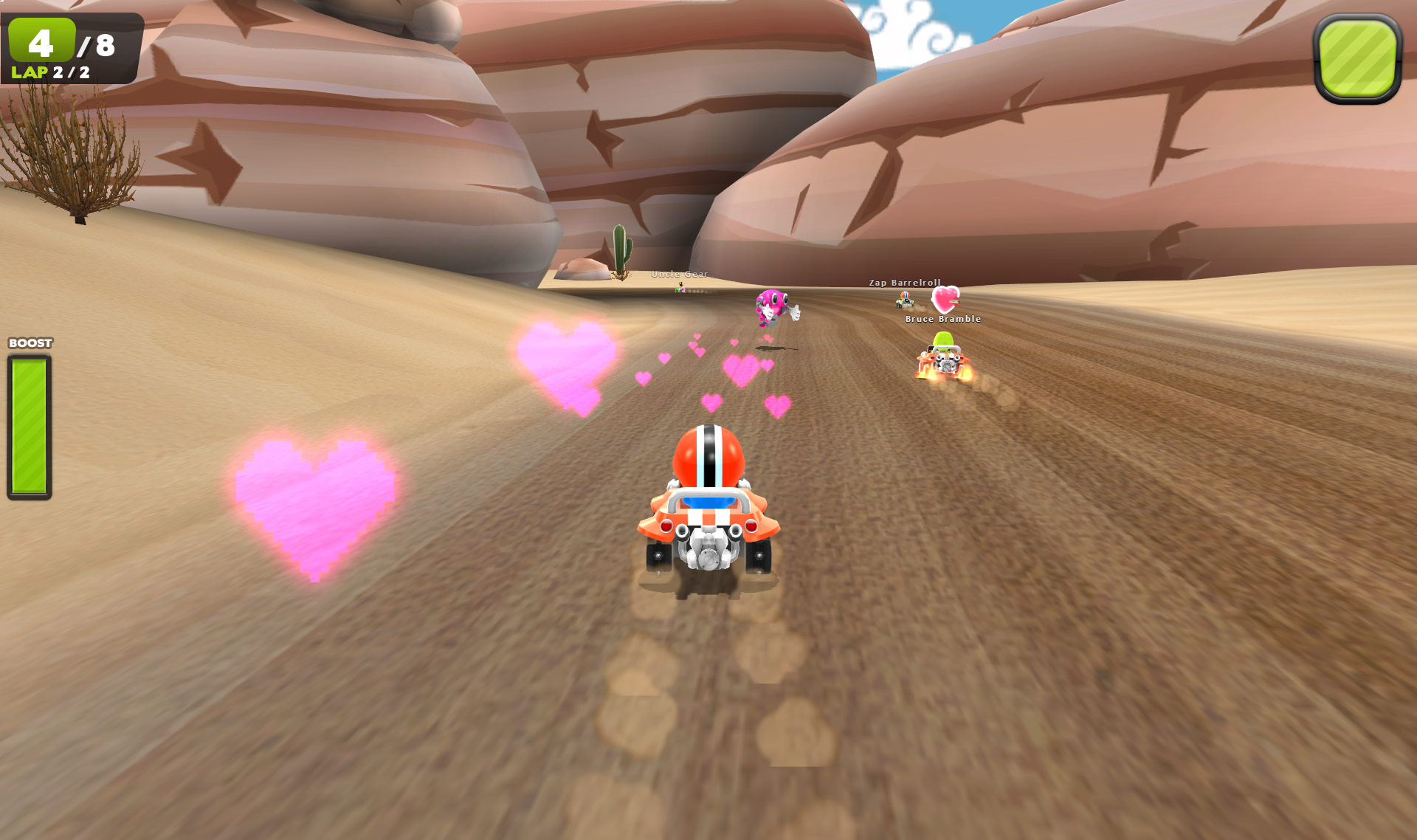 Zero Gear screenshot