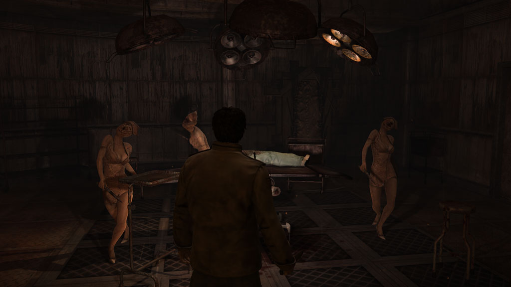 Silent Hill Homecoming screenshot